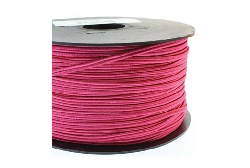 Italian Luxury Soutache Cord Fuchsia 2,5mm - 4mtr