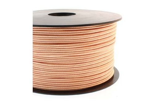 Italian Luxury Soutache Cord Peach Sorbet 2,5mm - 4mtr