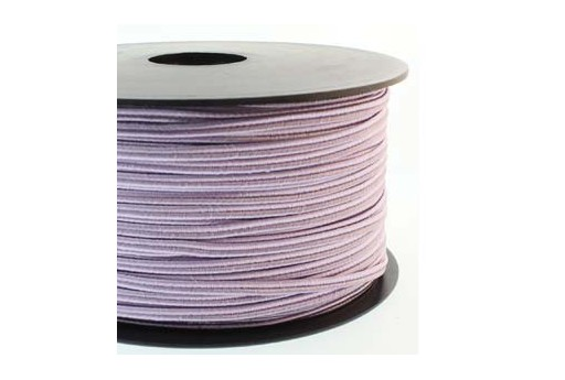 Italian Luxury Soutache Cord Pale Lilac 2,5mm - 4mtr