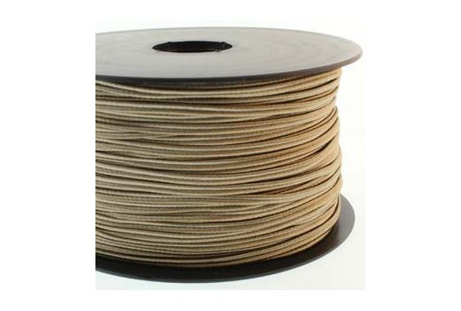 Italian Luxury Soutache Cord Taupe 2,5mm - 4mtr