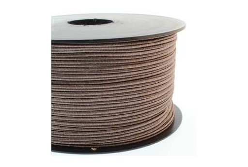 Italian Luxury Soutache Cord Truffle 2,5mm - 4mtr