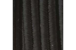 Piattina Soutache Made in Italy Midnight 2,5mm - 4mt