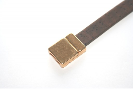 Chiusura Magnetica in Zama Oro 16mm - 1pz