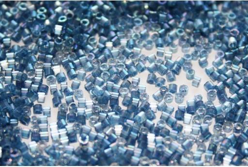 Perline Delica Miyuki Silk Inside Dyed Bayberry AB 11/0 - 8gr