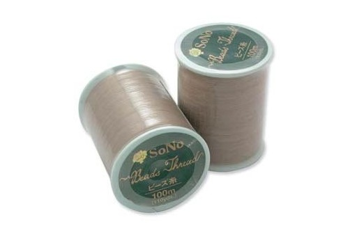 SONO Beading Thead Natural 100m