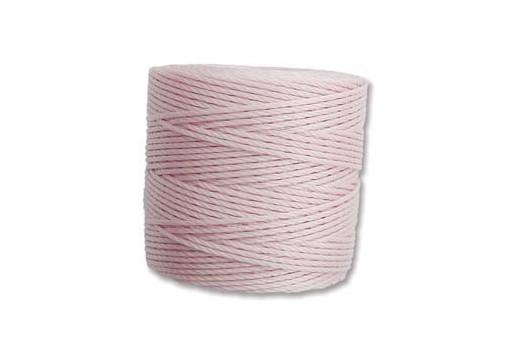 Super-Lon Bead Cord Blush 0,5mm - 70mt