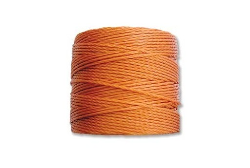 Super-Lon Bead Cord Rust 0,5mm - 70mt