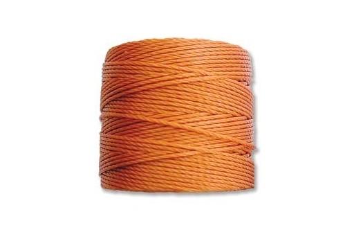 Super-Lon Bead Cord Rust 0,5mm - 70mt