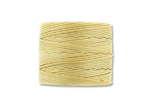 Super-Lon Bead Cord Wheat 0,5mm - 70mt