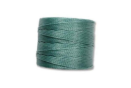 Super-Lon Bead Cord Vintage Jade 0,5mm - 70mt