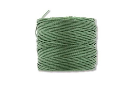 Fern Super-Lon Bead Cord 0,5mm - 70m