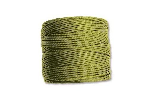 Super-Lon Bead Cord 70mt. Chartreuse 0,5mm