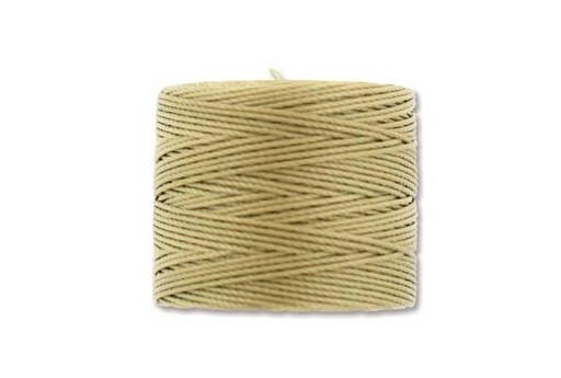 Super-Lon Bead Cord 70mt. Bronze 0,5mm