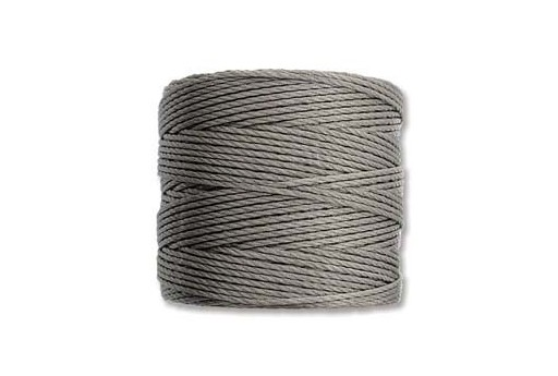 Super-Lon Bead Cord 70mt. Cocoa 0,5mm