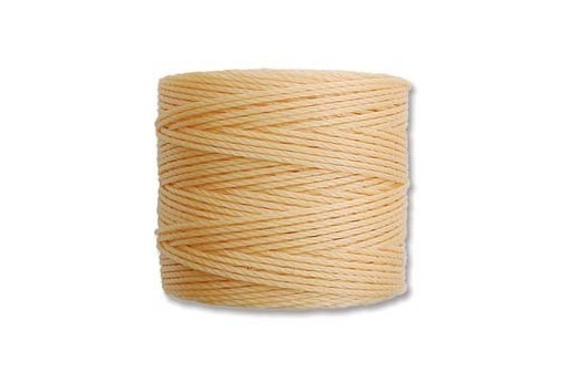 Super-Lon Bead Cord 70mt. Light Peach 0,5mm SL-LP