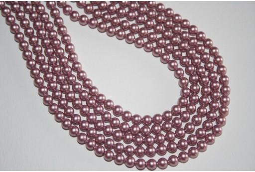 Swarovski Pearls Powder Rose 5810 4mm - 20pcs