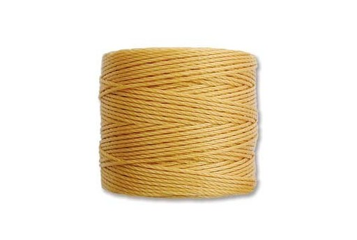 Super-Lon Bead Cord 70mt. Marigold 0,5mm SL-MGL