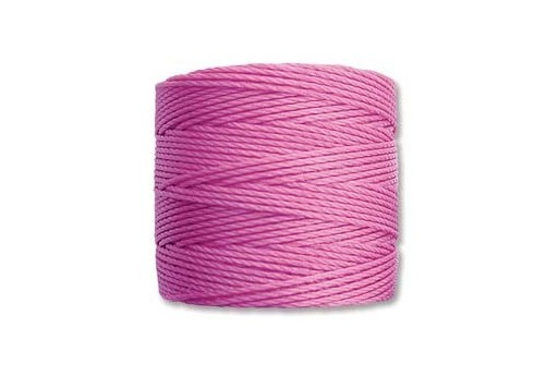 Super-Lon Bead Cord 70mt. Light Orchid 0,5mm SL-LORC