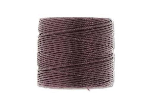 Super-Lon Bead Cord 70mt. Eggpalnt 0,5mm EGP