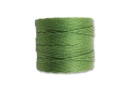 Super-Lon Bead Cord 70mt. Avocado 0,5mm AV