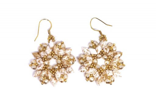 Estrella Earrings Kit Jessica Massari