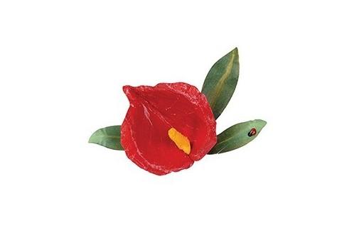 Fustelle Thinlits Fiore Anthurium  Susan's Garden Sizzix
