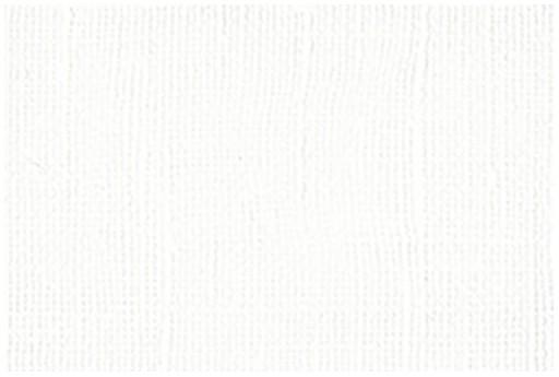 Cardstock Bazzill Mono Bazzill White 30x30cm 1 sheet