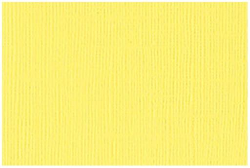 Cartoncino Bazzill Mono Lemonade 30x30cm 1 foglio