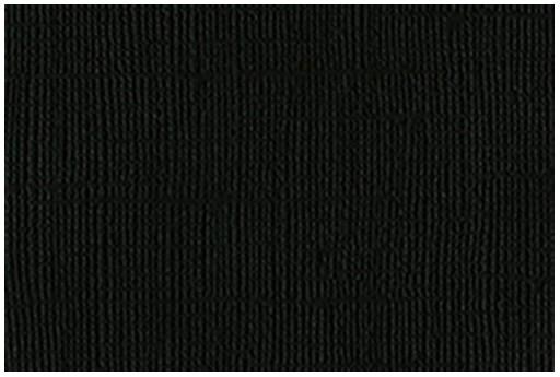 Cartoncino Bazzill Mono Raven 30x30cm 1 foglio