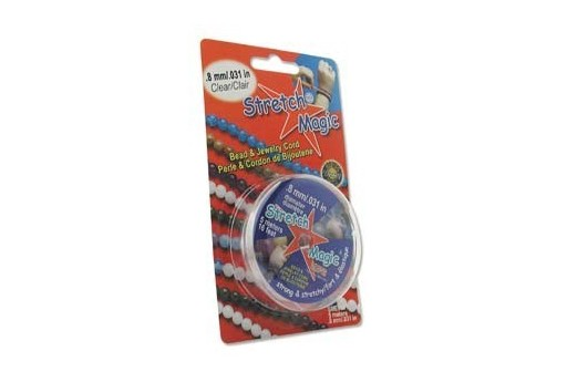 Stretch Magic Elastic Cord 0,8mm - 5m