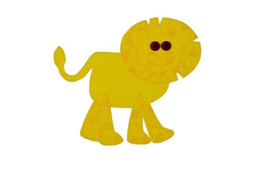 BigZ L Die Lion Sizzix