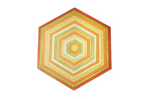 Framelits PLUS Dies Hexagons Sizzix