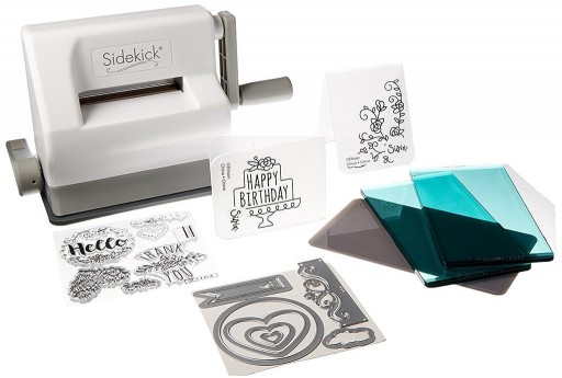 Big Shot Sidekick Sizzix Starter Kit - Die Cutting Machine 661770