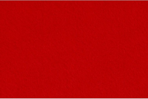 Pannolenci Feltro 1,5mm Rosso 45cm x 1mt