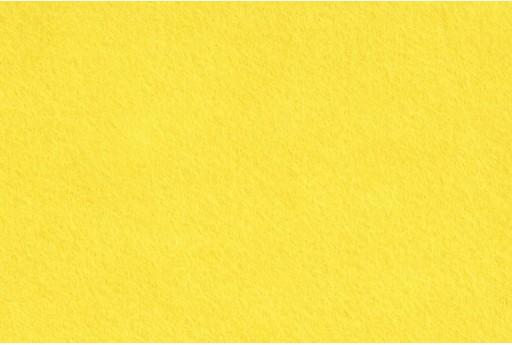 Soft Felt 1,5mm Yellow 45cm x 1mt