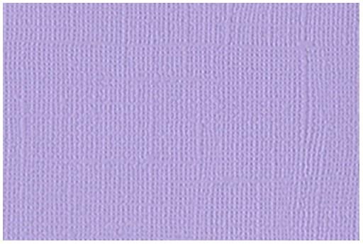Cardstock Bazzill Mono Wisteria 30x30cm 1 sheet