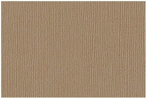 Cartoncino Bazzill Mono Fawn 30x30cm 1 foglio