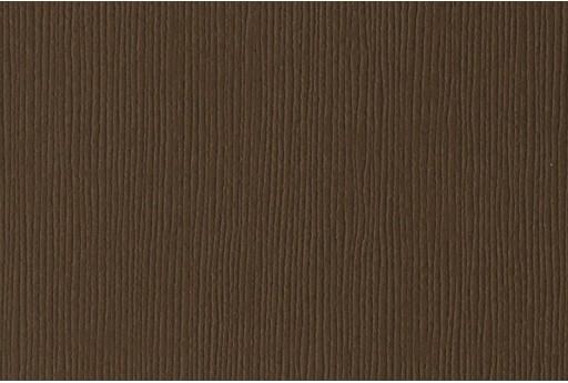 Cardstock Bazzill Fourz Carob 30x30cm 1 sheet