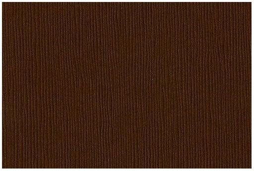 Cardstock Bazzill Fourz Mocha Divine 30x30cm 1 sheet