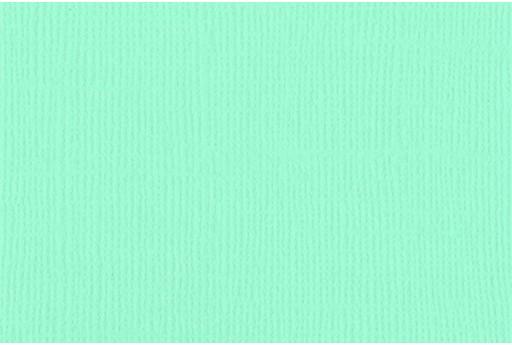 Cartoncino Bazzill Fourz Turquoise Mist 30x30cm 1 foglio