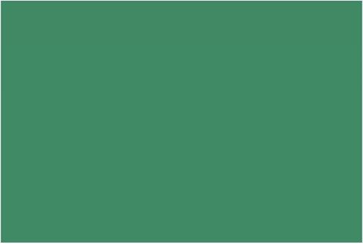 Gomma Crepla Verde Scuro 1 Foglio A4 2mm