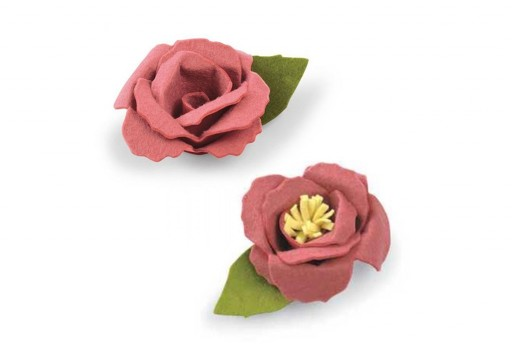 BigZ PLUS Die 3D Flower Sizzix