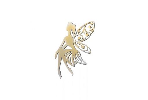 Fustella Thinlits Fata Fantasiosa Sizzix