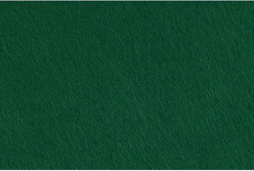 Soft Felt 1,5mm Green 45cm x 1mt