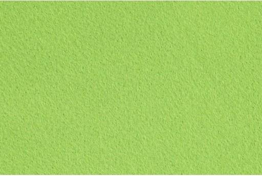 Pannolenci Feltro 1,5mm Verde Chiaro 45cm x 1mt