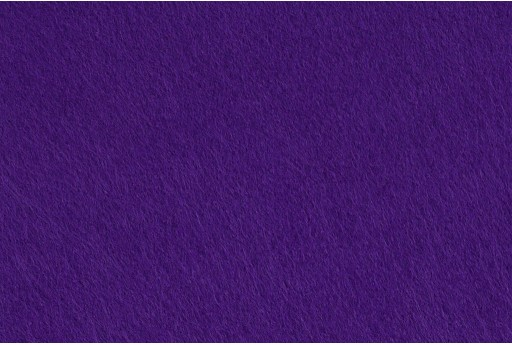 Soft Felt 1,5mm Purple 45cm x 1mt