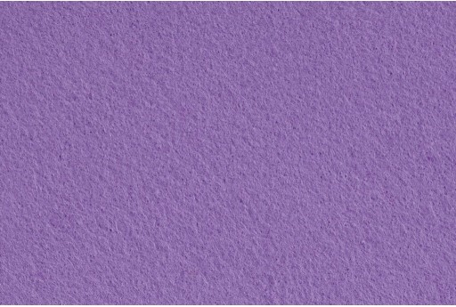 Soft Felt 1,5mm Light Purple Lilac 45cm x 1mt