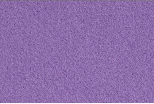 Soft Felt 1,5mm Light Purple Lilac 45cm x 1mt