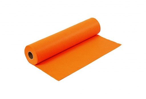 Soft Felt Roll Orange 1,5mm 45cm x 5mt