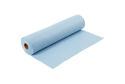 Soft Felt Roll Light Blue 1,5mm 45cm x 5mt